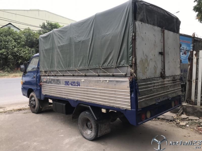 Cần bán xe Hyundai Bắc Việt 1,25 tấn đời 2006 thùng mui bạt giá siêu rẻ chỉ 140 triệu