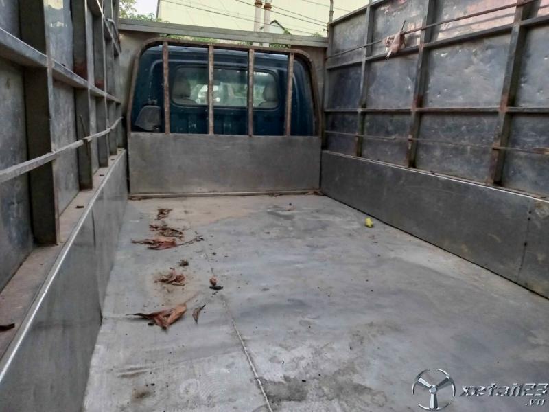 Thanh lý gấp xe Kia đời 2005 thùng mui bạt