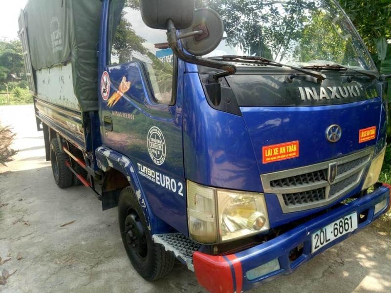 Bán xe Vinasuki đời 2008 thùng mui bạt