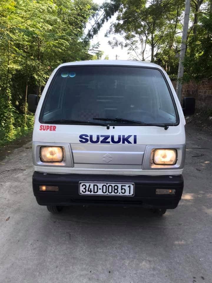 Bán Suzuki ô tô tải Van đời 2011 chính chủ giá 130 triệu