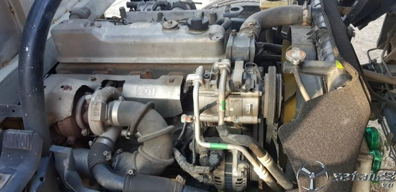Xe Hyundai 3,5 tấn đời 2012 thùng mui bạt cần bán với giá chỉ 350 triệu