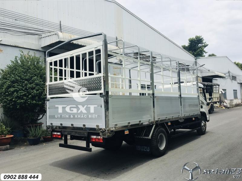 HYUNDAI EX8 GTL THÙNG BẠT BỬNG NHÔM, TRẢ TRƯỚC 150TR NHẬN XE
