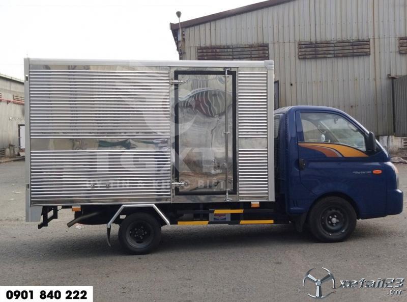 Hyundai H150 tải 1T5, trả trước 80tr nhận xe