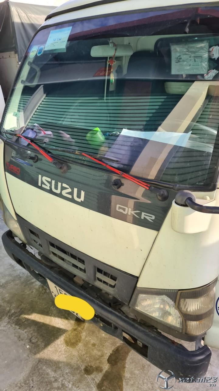 Bán xe tải Isuzu đời 2019 thùng kín với giá chỉ 325 triệu. Xe đẹp, sẵn xe giao ngay