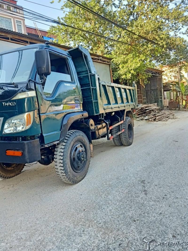 Cần bán chiếc xe ben Thaco FD345 tải 3,45 tấn đời 2009