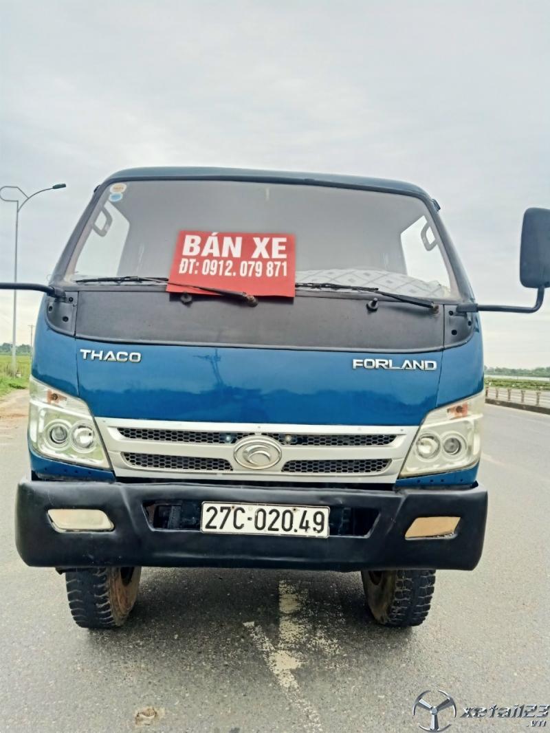 Xe Ben Thaco đời 2012 đã qua sử dụng cần bán với giá siêu rẻ chỉ 140 triệu