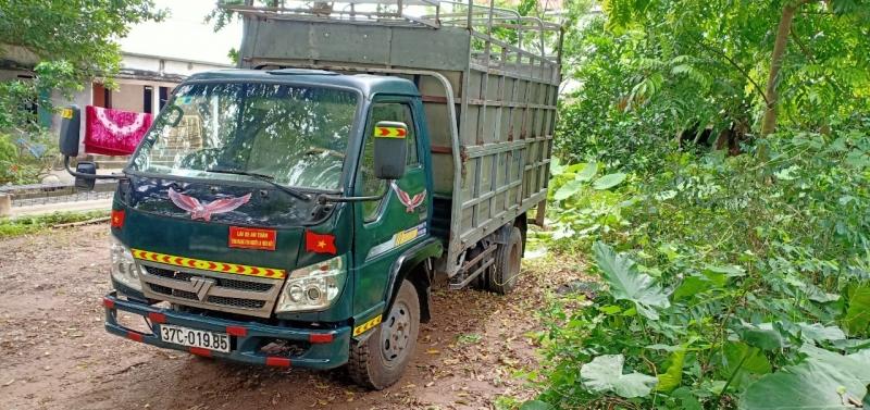 Bán Thaco FLC198 đời 2011 thùng mui bạt.Xe đẹp sẵn giao ngay