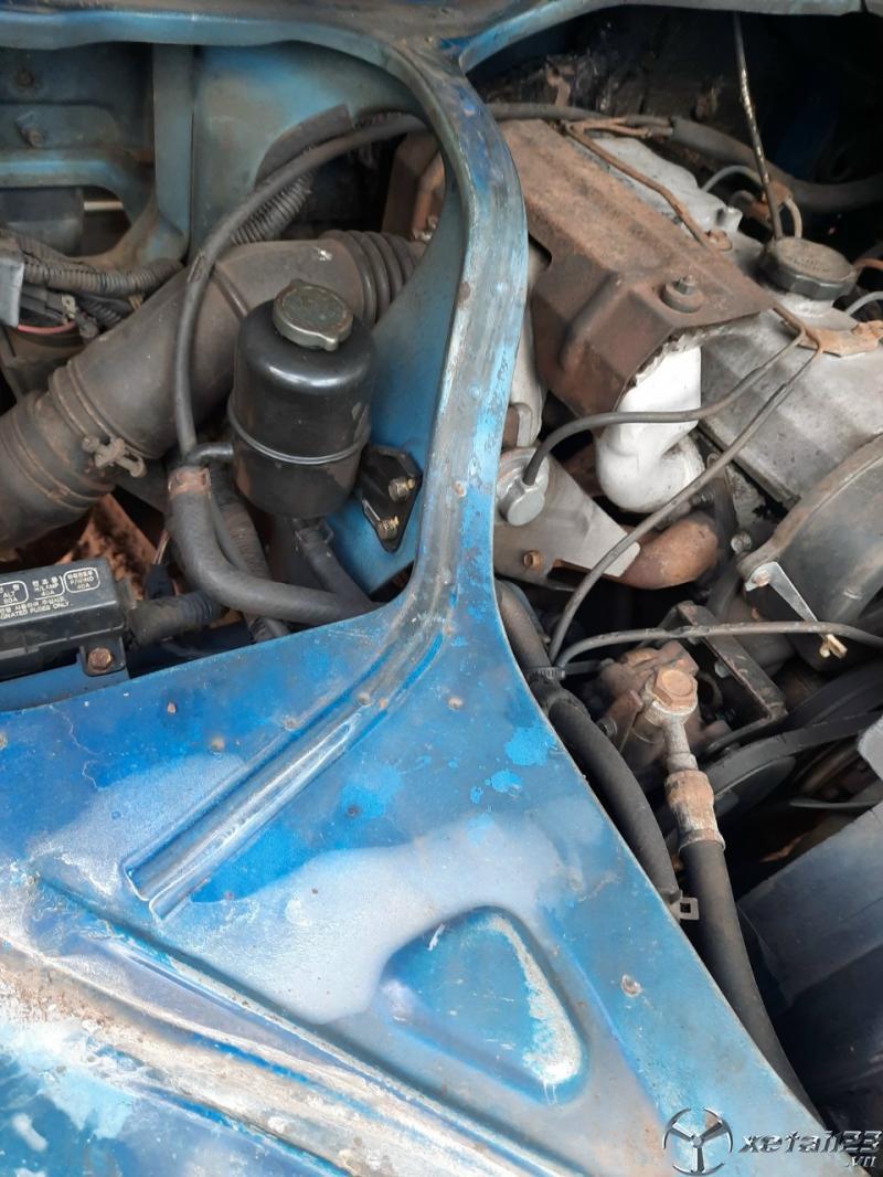 Cần bán gấp xe Hyundai đời 2009 thùng kín với giá 145 triệu