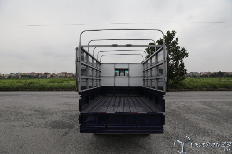 Cần mua xe tải nhỏ dưới 1 tấn - Dongben srm 930 kg thùng bạt