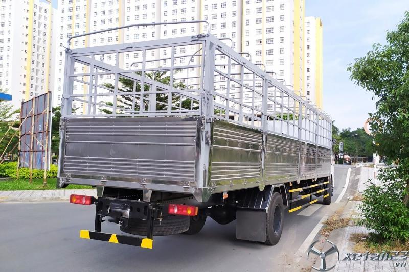 giá xe tải dongfeng 8 tấn thùng dài 9m5
