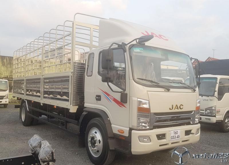 Giá xe tải Jac 9 tấn ( N900 ) thùng dài 7 mét