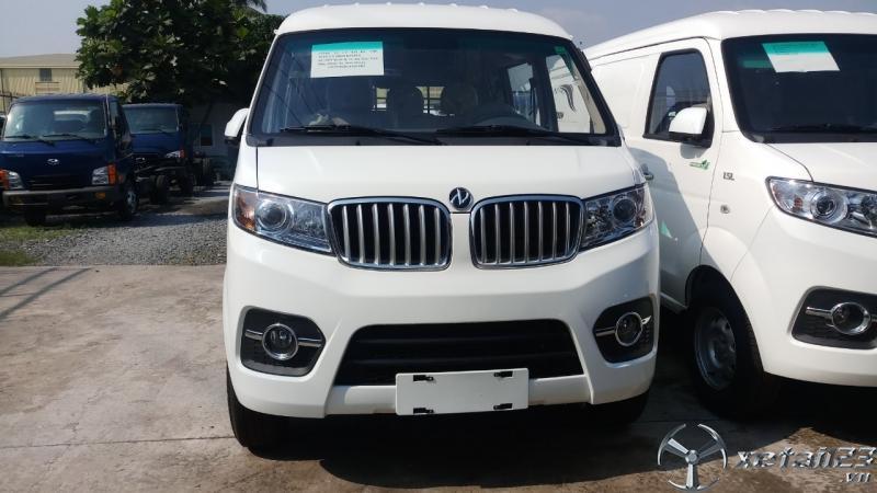 Mua xe tải van Dongben 5 chỗ x30 / Giảm thuế trước bạ 100%