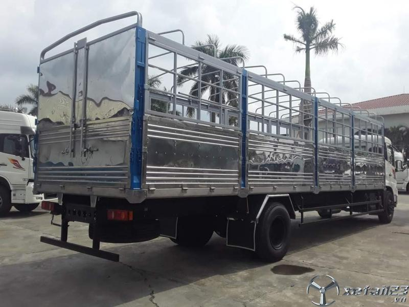 Xe dongfeng 8 tấn thùng đài 9.5 mét giá rẻ