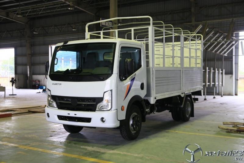 Xe tải 1,9 tấn Nissan thùng dài 4m3 - Động cơ nhật giá rẻ