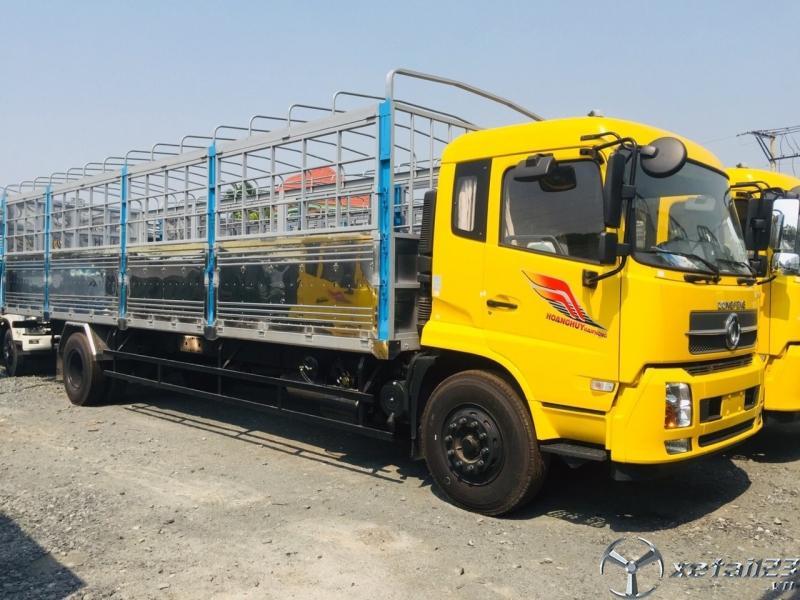 Xe tải 8 tấn thùng dài 9m5