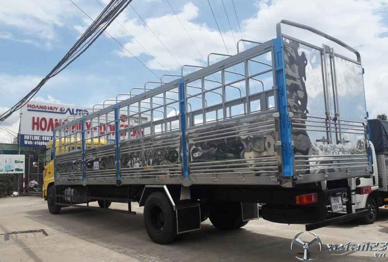 Xe tải 8 tấn thùng dài 9m5 - Dongfeng 8 tấn nhập khẩu