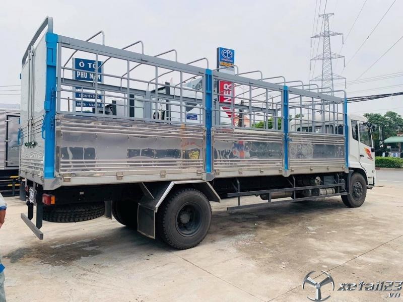 Xe tải 9 tan thung dai 7m5