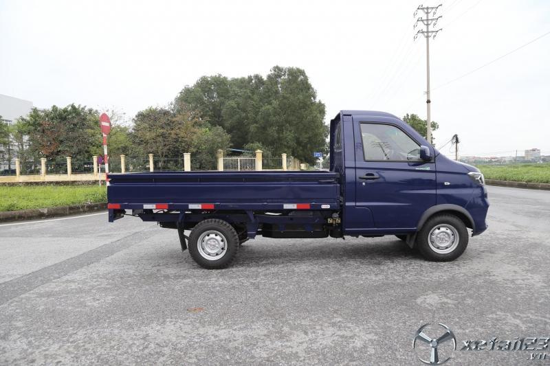 xe tải dongben srm thùng lửng 930kg