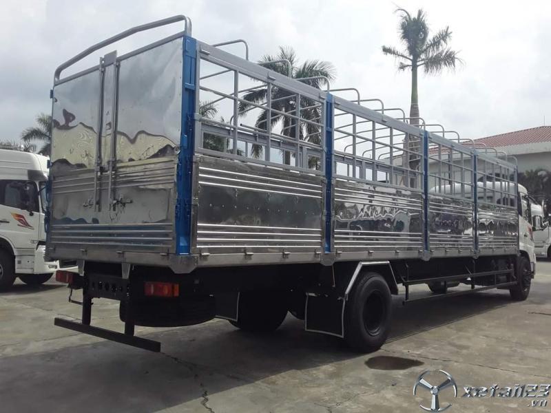 Xe tải dongfeng 8 tấn chở pallet