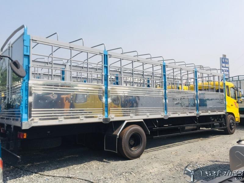 xe tải dongfeng 8 tan thung dai