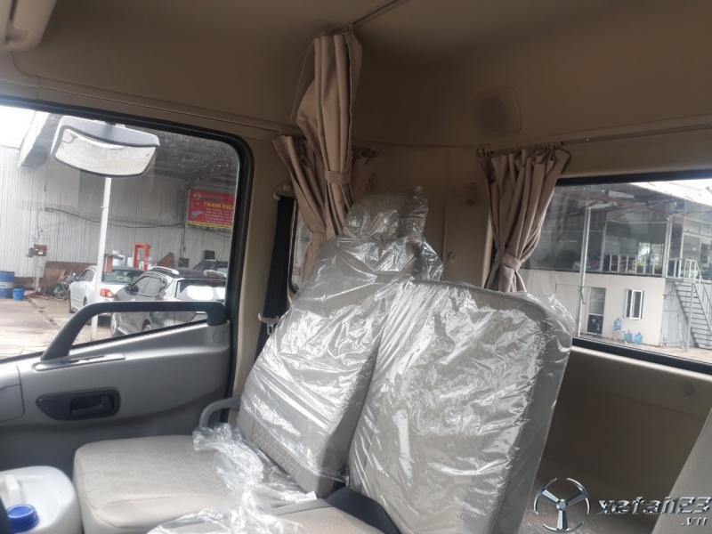 xe tai dongfeng 8 tan thùng dài 9.5 met