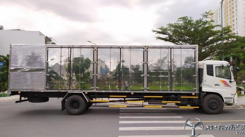 xe tải dongfeng 8 tấn thùng dài 9m5
