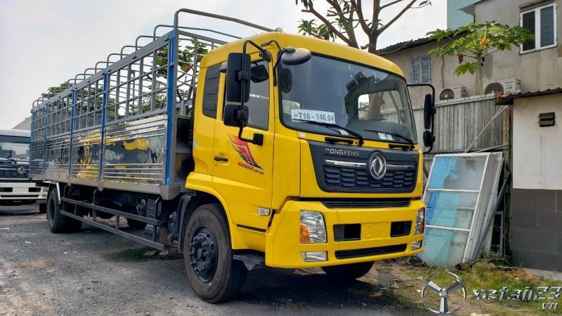 Xe tải Dongfeng 8 tấn thùng dài 9m5 - nhập khẩu