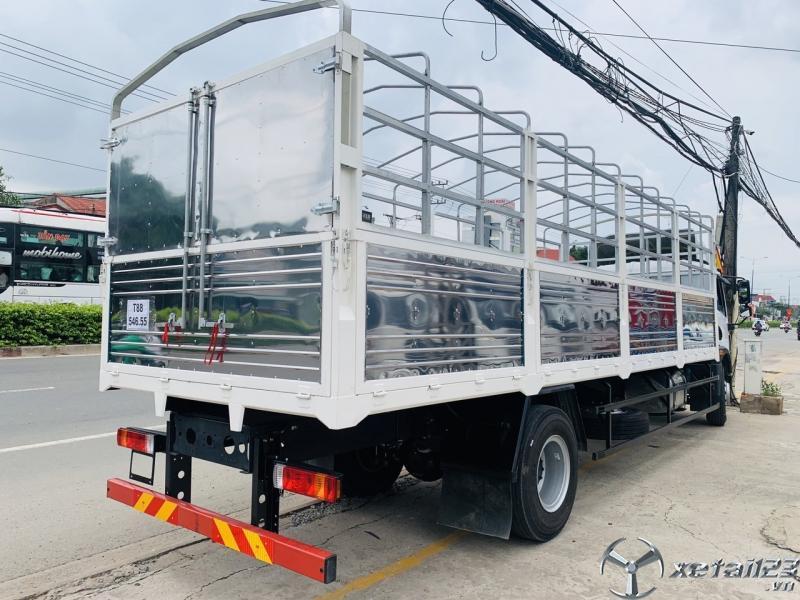 Xe tải Faw 8 tấn thùng dài 8m2