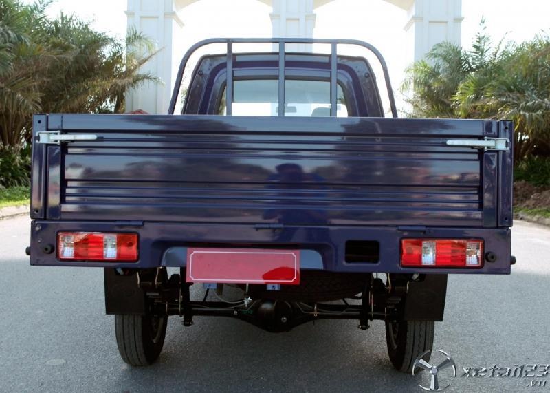 Xe tải Trường Giang T3 cabin đôi 810kg 5 chỗ ngồi - Tặng 100% thuế trước bạ.