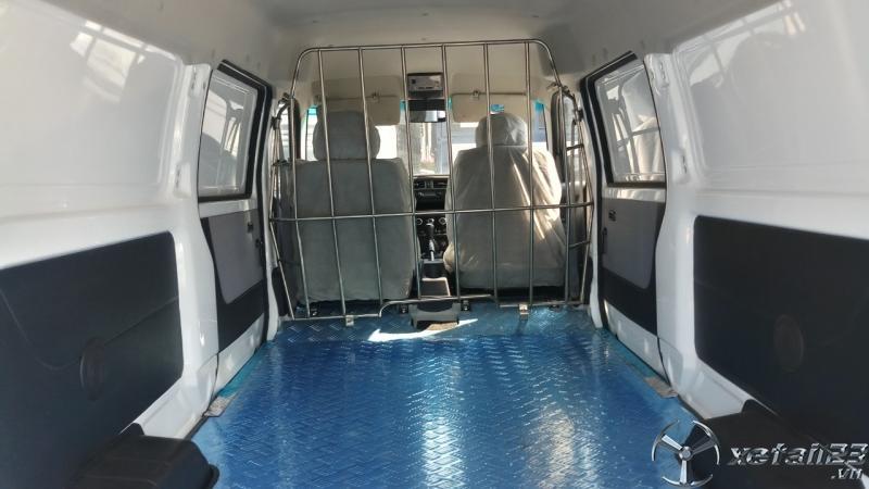 xe tải van 2 chỗ dongben x30 930 kg giá rẻ