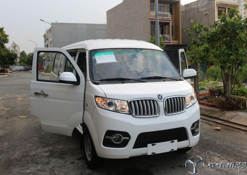 xe tải van 5 chỗ Dongben 700kg giá rẻ