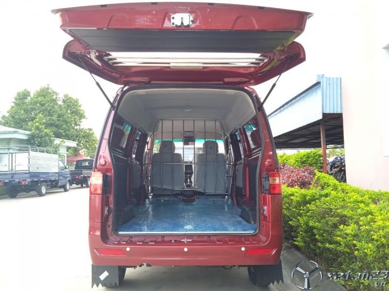 xe tải van srm 930kg giá rẻ