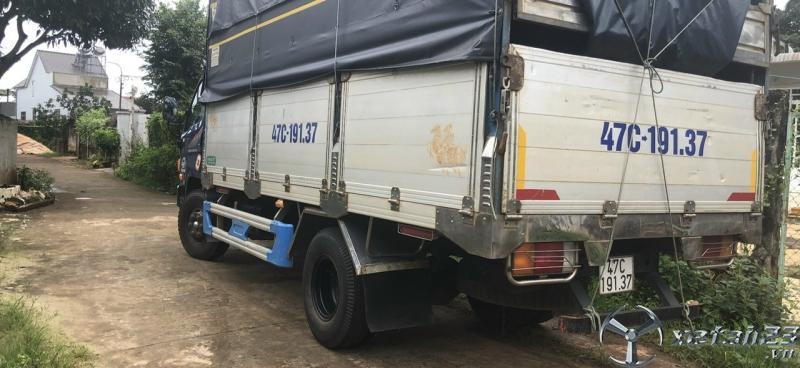 Xe hyundai HD 72 đời 2014 thùng mui bạt cần bán với giá 425 triệu