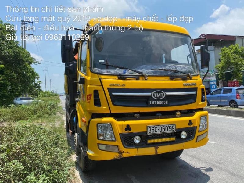 Bán Xe cuulong mặt quỷ sản xuất 2013