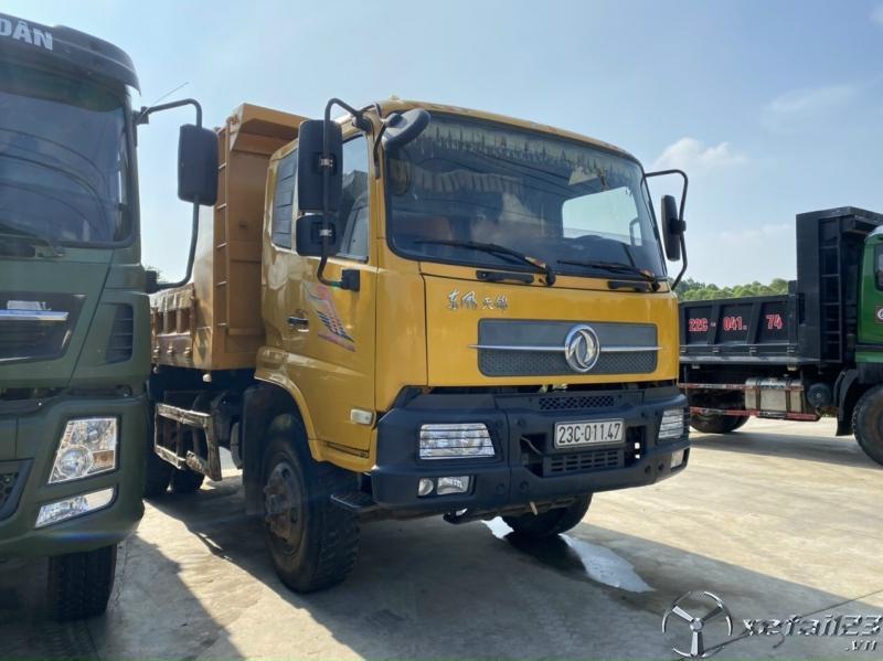 Hoàng Huy 8T hập khẩu 2013, máy zin, cabin zin