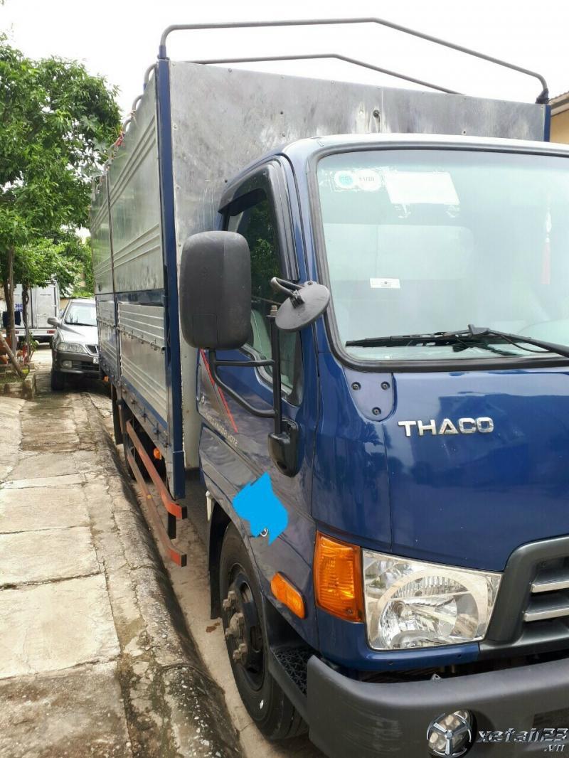 Rao bán xe Hyundai HD72 3 tấn đời 2014 thùng mui bạt giá tốt nhất
