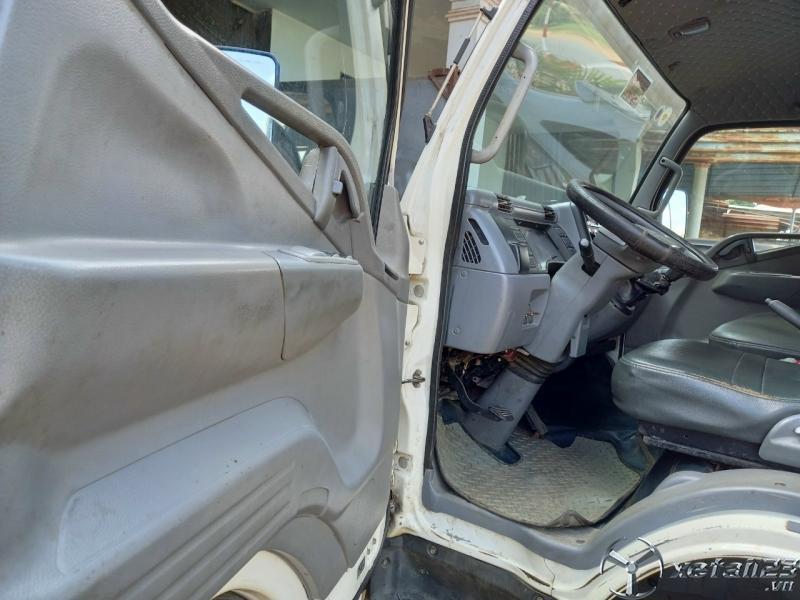 Rao bán xe Mitsubishi Canter 4 tấn đời 2003 thùng mui bạt