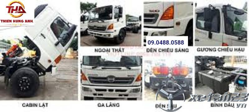 Cần bán xe ép chở rác 12 khối Hino FG8JJSB giá tốt nhất