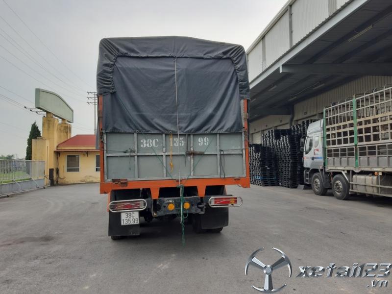 Xe Chenglong đời 2014 thùng mui bạt cần bán với giá chỉ 870 triệu