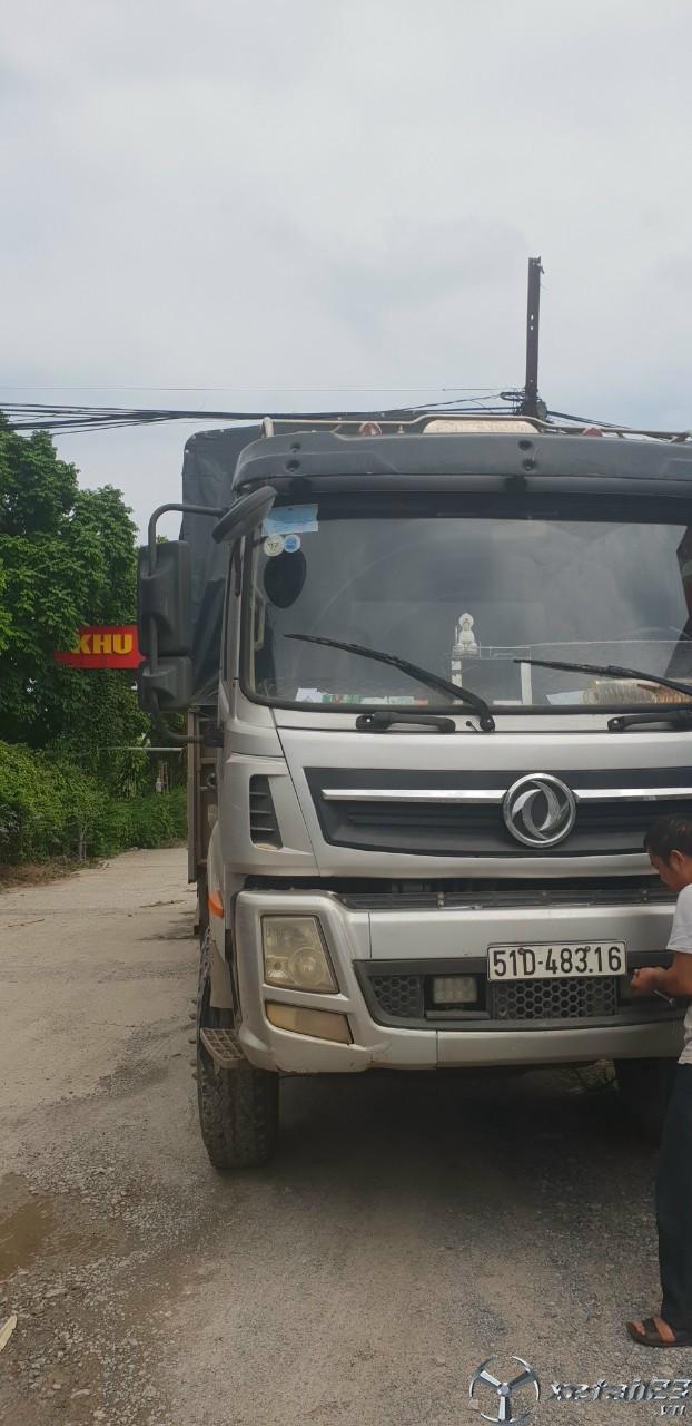 Bán gấp xe Trường Giang đời 2014 thùng mui bạt giá siêu rẻ chỉ 420 triệu