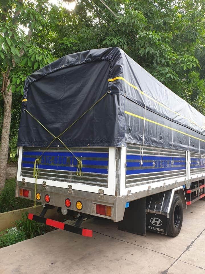 Cần bán xe Isuzu đời 2016 tải trọng 5 tấn , thùng mui bạt dài 6m2 giá chỉ 570 triệu