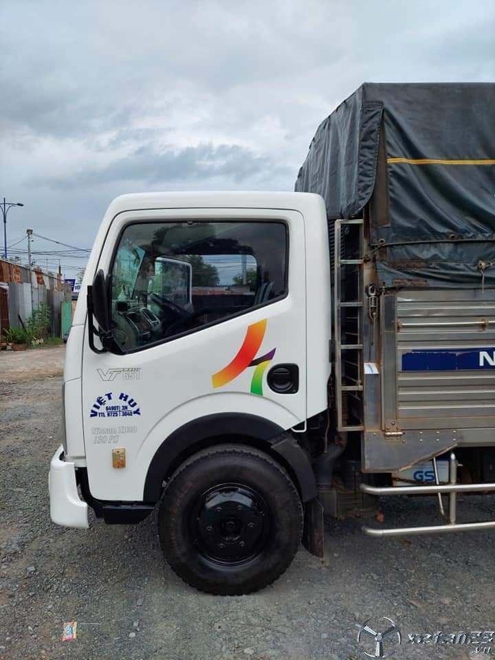 Bán xe tải Veam 6,5 tấn đời 2015 thùng mui bạt