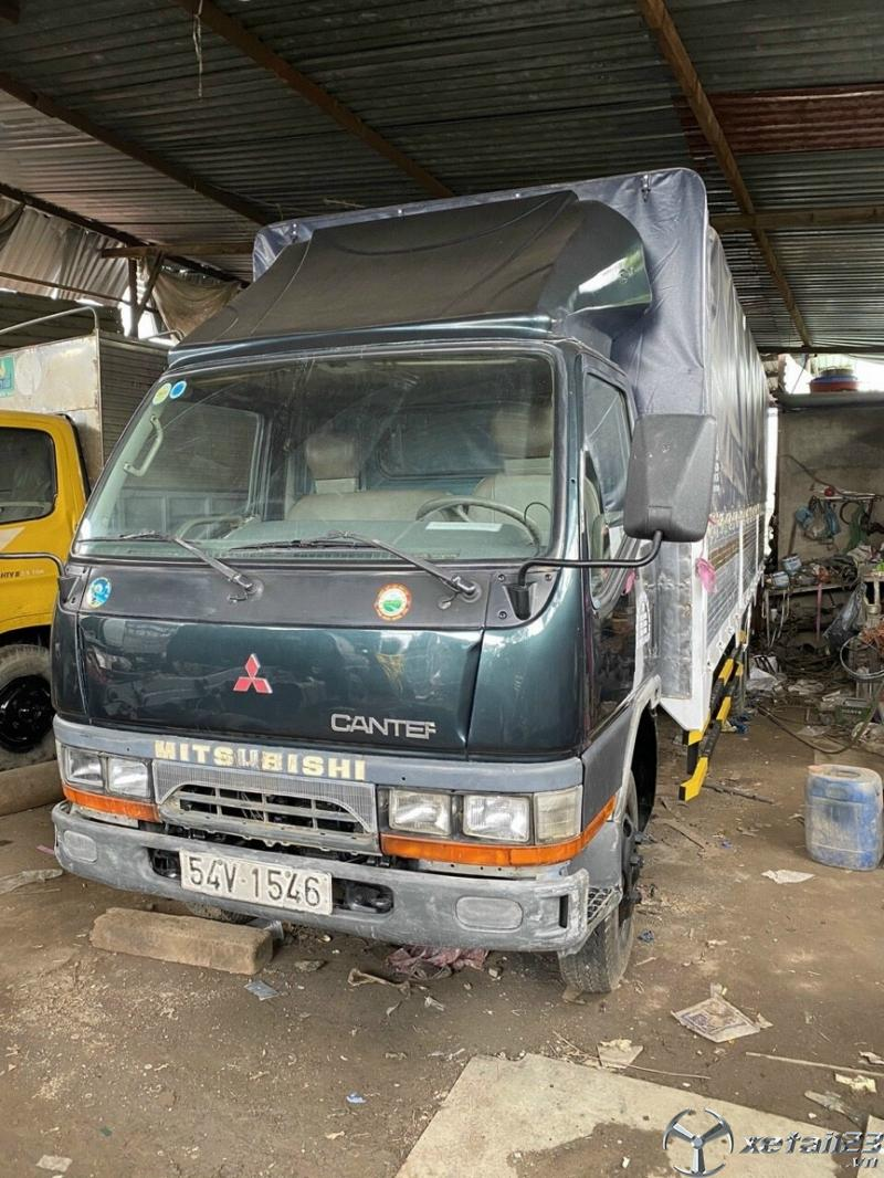 Cần bán xe Samco 1,4 tấn đời 2005 thùng mui bạt