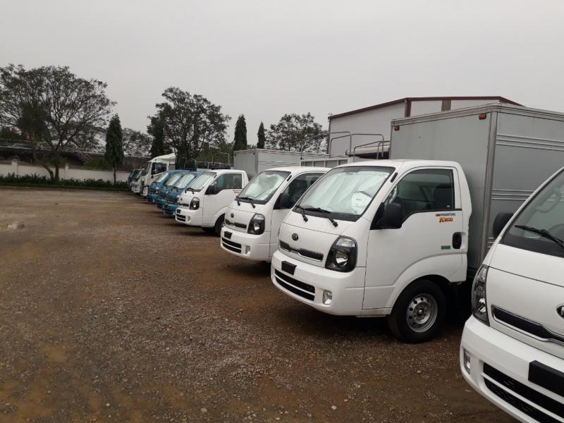 Giá xe THACO KIA K200 tải trọng 0.99/1.49 và 1.95 tấn trường hải