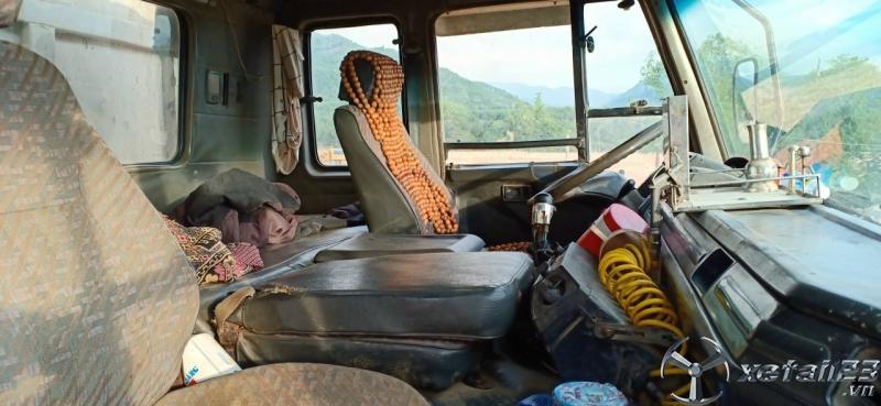 Thanh lý gấp xe ben Hyundai đời 1995 giá chỉ 220 triệu