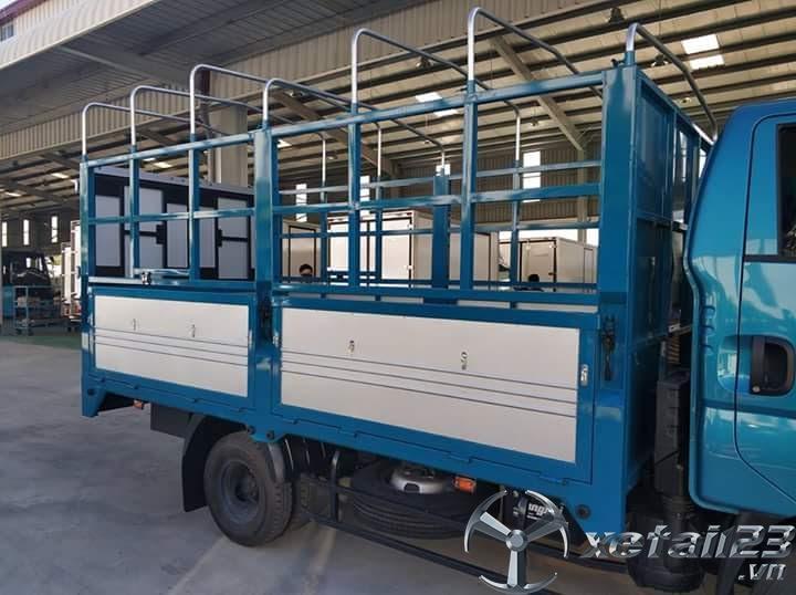 Bán xe tải 1 tấn thùng mui bạt Thaco Kia K200 giá tốt