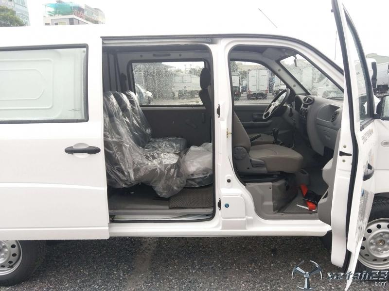 Xe tải Van 5 chỗ Thaco Towner 5S  tải trọng 750kg giá tốt