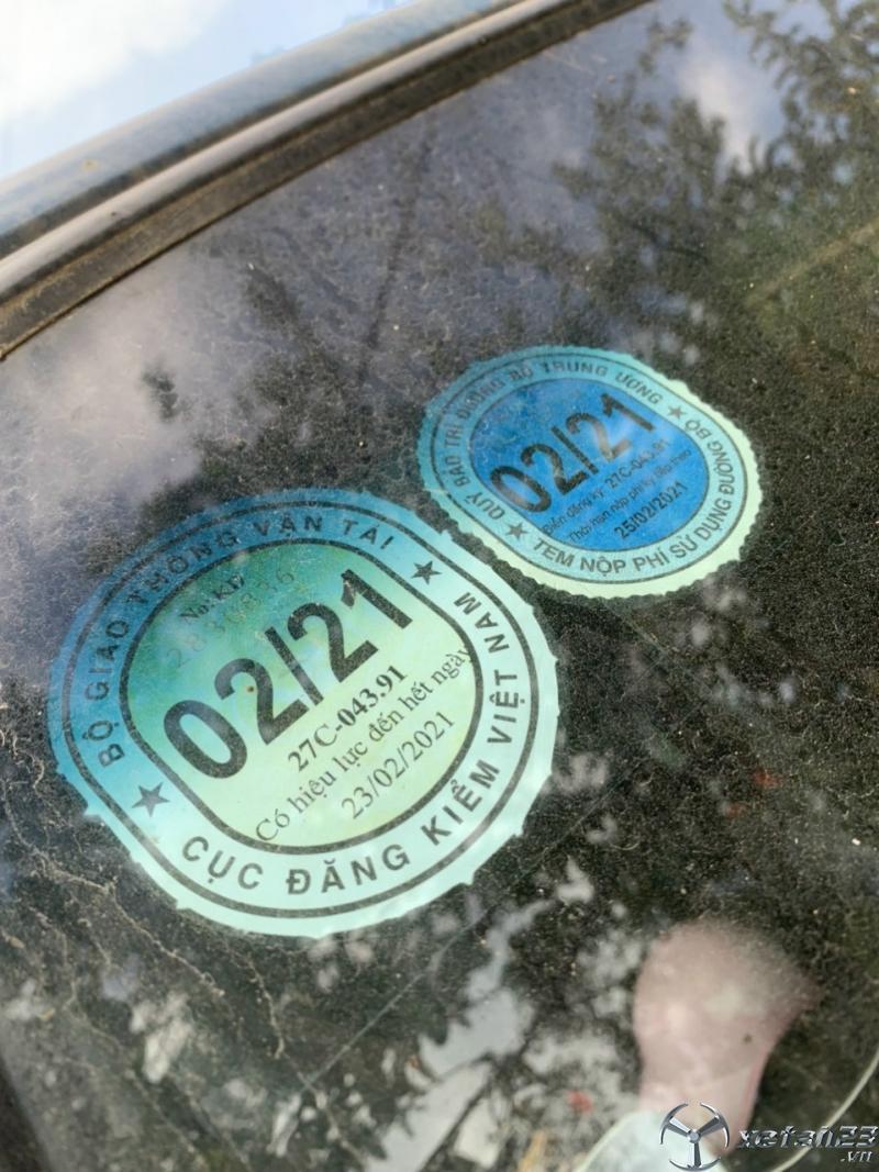 Bán xe Kia đời 2007 thùng mui bạt giá 159 triệu