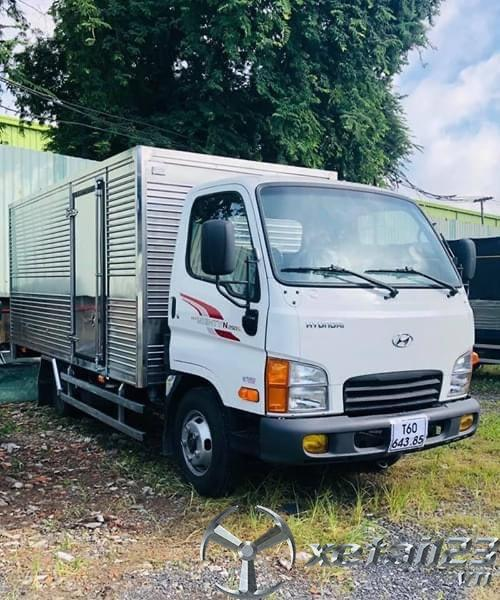 Bán Xe Hyundai N250SL nhập khẩu sản xuất 2019