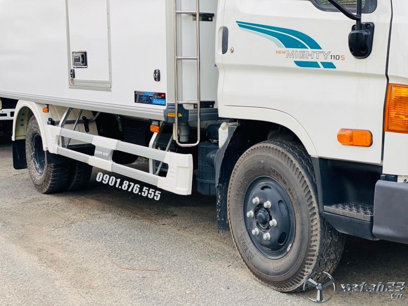 Đông lạnh Hyundai 110S giá ưu đãi hỗ trợ vay cao toàn quốc